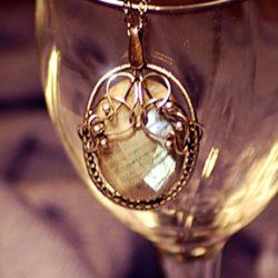 Elficka biżuteria.
