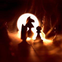 Zagraj ze mną w szachy a powiem Ci, kim jesteś