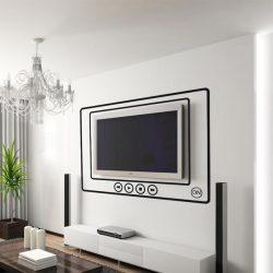 Ścianka telewizyjna