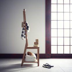 Gdy fotel spełnia funkcję szafy