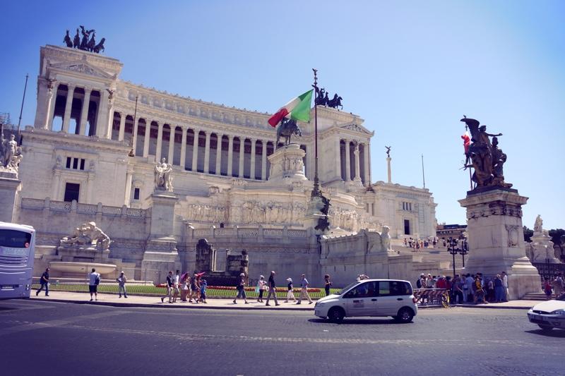 Mój domek w Rzymie.