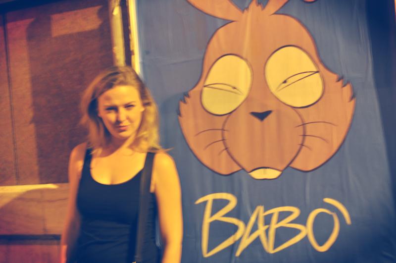 Ty BABO.