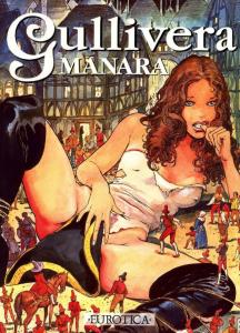 """Milo Manara - """"Gulivera"""""""