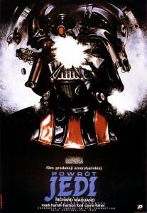 Powrot Jedi, 1984, Witold Dybowski