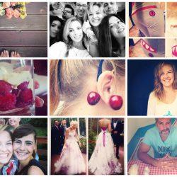10 najlepszych zdjęć z mojego lipcowego Instagramu.