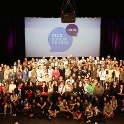 Trzy najciekawsze prelekcje na Blog Forum Gdańsk 2014