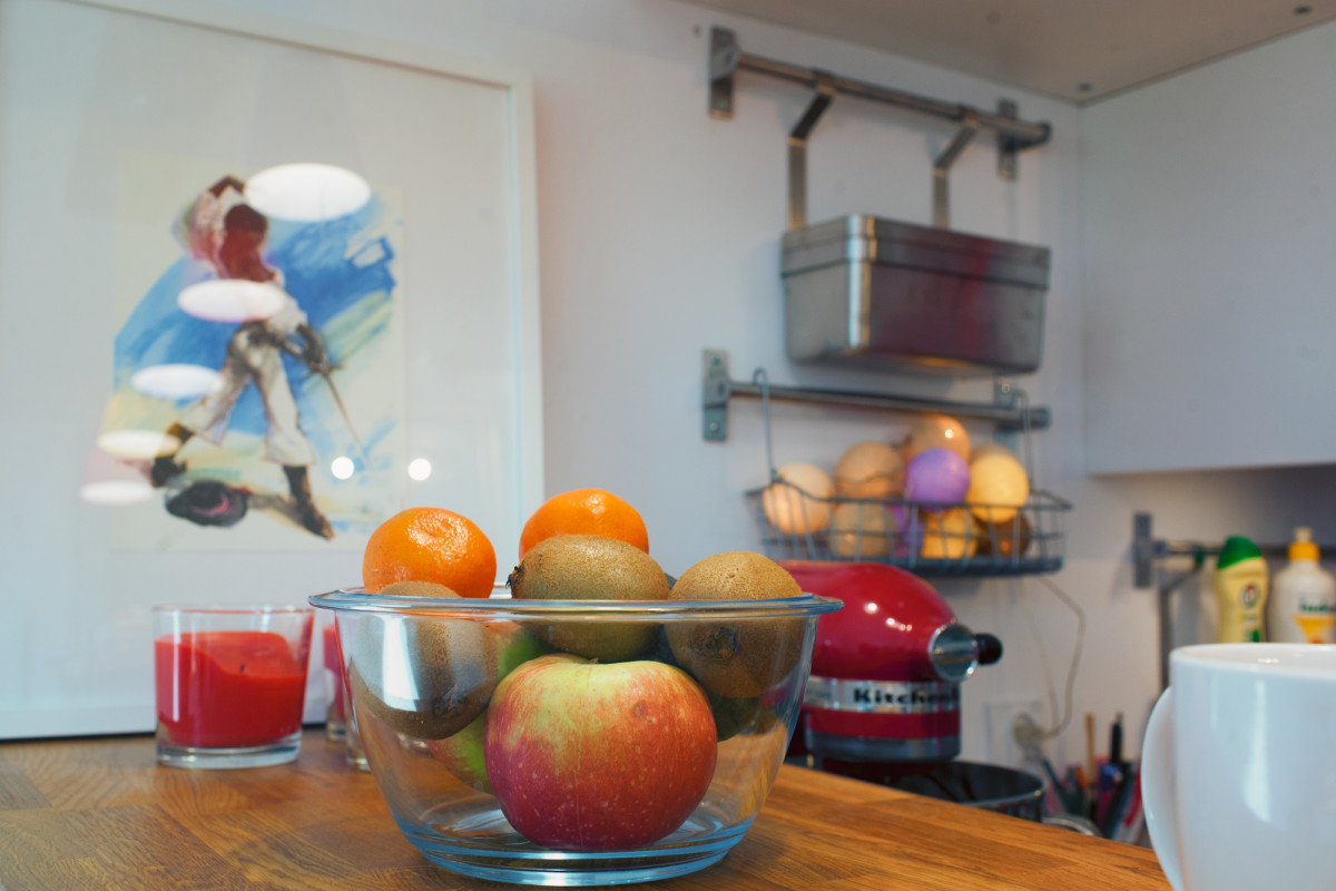 kuchnia rosinski owoce