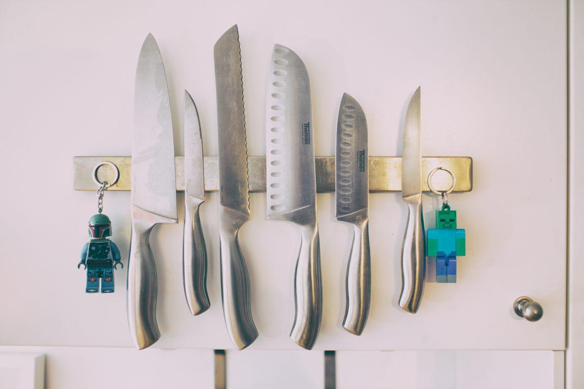 kuchnia noże