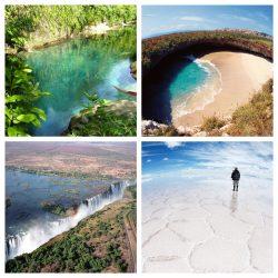 5 niezwykłych cudów natury, które koniecznie muszę zobaczyć na żywo
