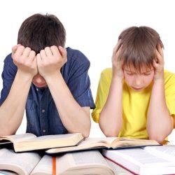 Dlaczego nie powinno się dzieciom zadawać prac domowych.