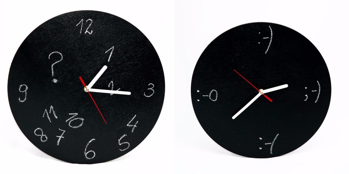 zegar tablocowy