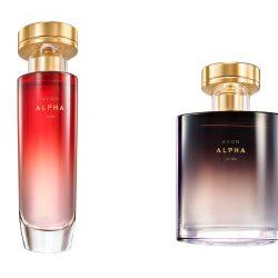 Konkurs – perfumy AVON Alpha