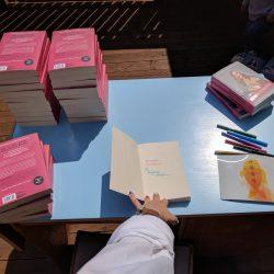 Mała relacja z kulis powstawania książki