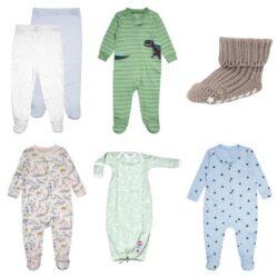 8 hitów i kitów garderoby w pierwszym roku życia dziecka.