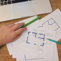 Jak zaplanować przestrzeń w 35-metrowym domku?