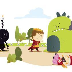 Sprawdź, co ogląda twoje dziecko czyli o animowanych źródłach agresji